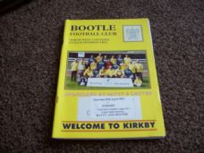 Bootle v Formby, 2001/02